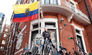 Julian Assange, el fundador de WikiLeaks