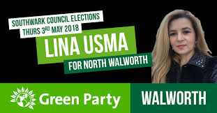 Lina Usma, Green Party