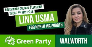 Lina Usma, Green Party
